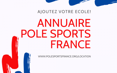 ANNUAIRE POLE SPORTS FRANCE