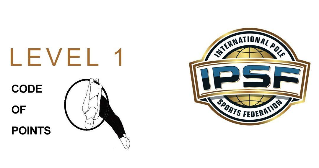 Certificat IPSF niveau 1 dans le code de pointage du Cerceau Aérien Sports et Artistic